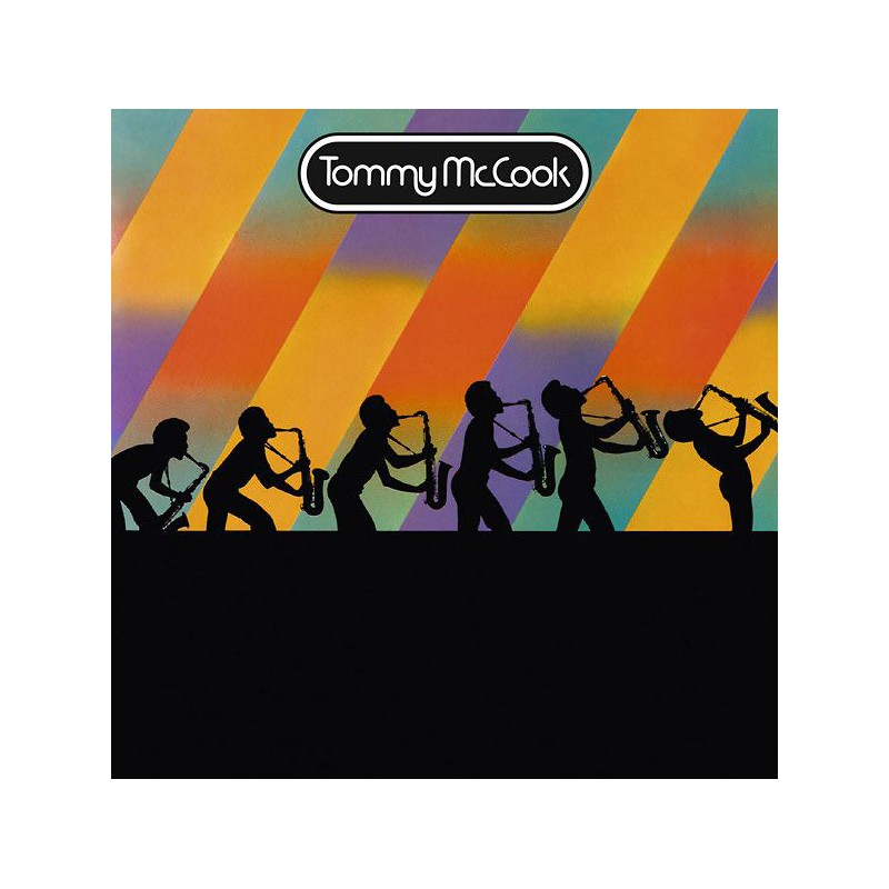 (LP) TOMMY McCOOK - TOMMY McCOOK