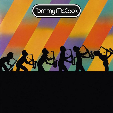 (LP) TOMMY McCOOK - TOMMY McCOOK