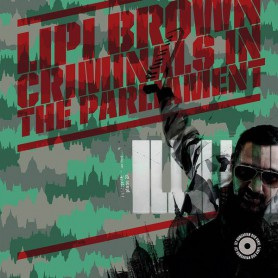 (LP) LIPI BROWN - CRIMINALS