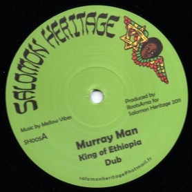 "(12"") MURRAY MAN - KING OF ETHIOPIA / PRINCE JAMO - ONE BLOOD"