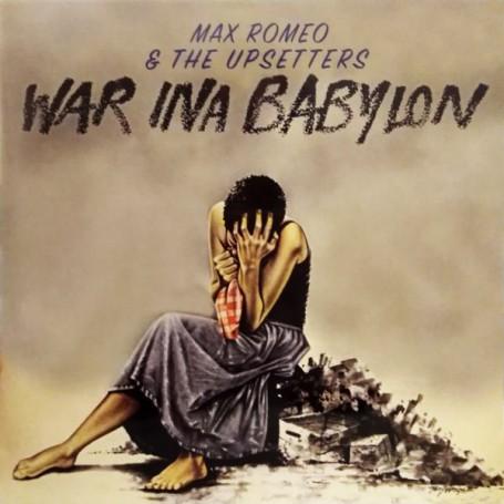 (LP) MAX ROMEO - WAR INA BABYLON
