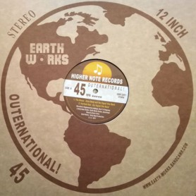 "(12"") SISTA BENJI AND SIGNAL ONE BAND - THE HOUSE / RAS P - IN THE HOUSE OF THE FATHER"