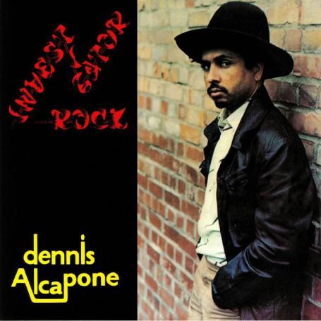 (LP) DENNIS ALCAPONE - INVESTIGATOR ROCK