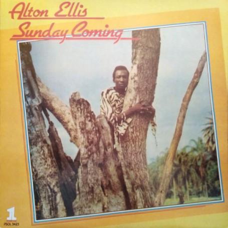 (LP) ALTON ELLIS - SUNDAY COMING