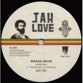 "(12"") RAS TEO - MANSA MUSA / BAD FRIDAY"