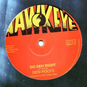 "(12"") DESI ROOTS - GO DEH RIGHT / REVOLUTIONARIES - GO DEH DUB"