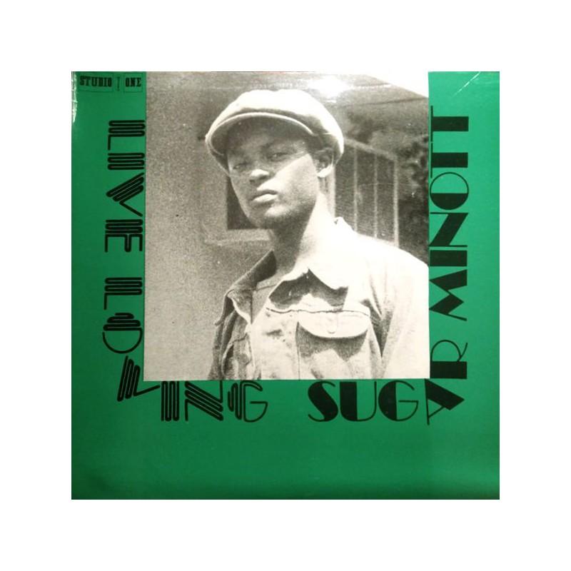 (LP) SUGAR MINOTT - LIVE LOVING