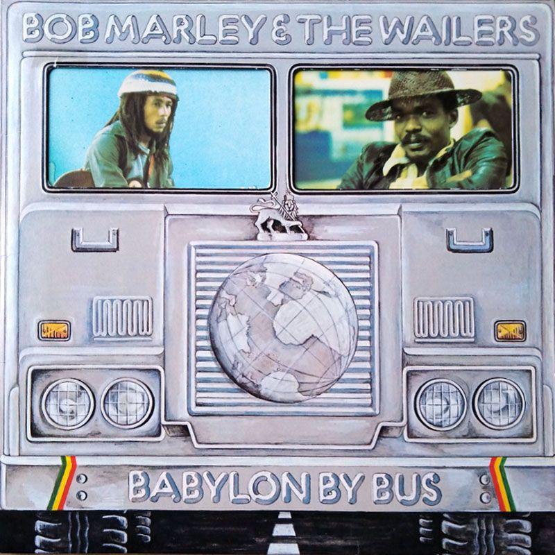 (2xLP) BOB MARLEY & THE WAILERS - BABYLON BY BUS