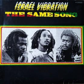 (LP) ISRAEL VIBRATION - THE SAME SONG