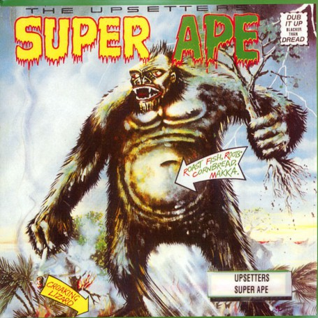 (LP) THE UPSETTERS - SUPER APE