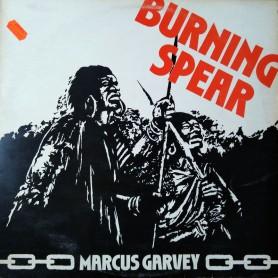 (LP) BURNING SPEAR - MARCUS GARVEY