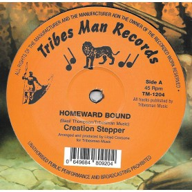 "(12"") CREATION STEPPER - HOMEWARD BOUND / HOMEWARD DUB"