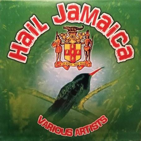 (LP) VARIOUS ARTISTS - HAIL JAMAICA