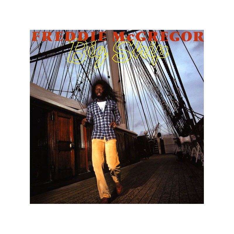 (LP) FREDDIE McGREGOR - BIG SHIP