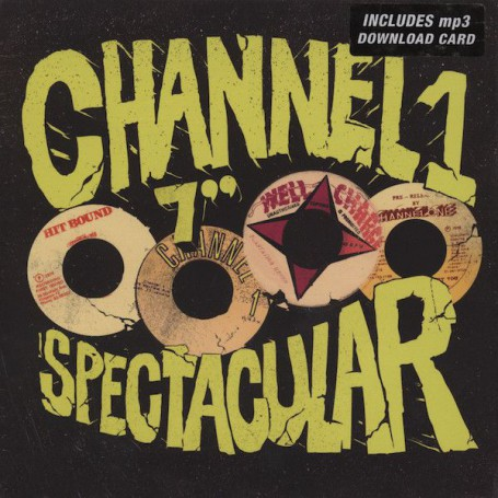 "(7x7"" Box Set) CHANNEL ONE 7"" SPECTACULAR"