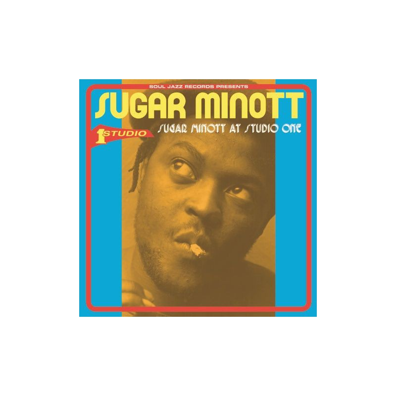 (2xLP) SUGAR MINOTT AT STUDIO ONE