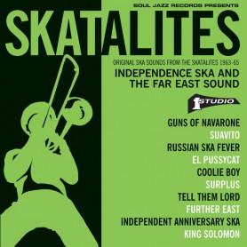 (2xLP) SKATALITES - INDEPENDENCE SKA AND THE FAR EAST SOUND