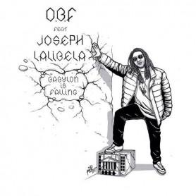 "(12"") OBF FEAT JOSEPH LALIBELA - BABYLON IS FALLING / HOW YOU FEEL"