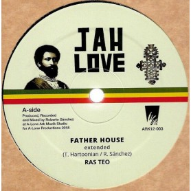 "(12"") RAS TEO - FATHER HOUSE / IN MY VISION"