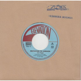 "(7"") JOE HIGGS - INVITATION TO JAMAICA / VERSION"