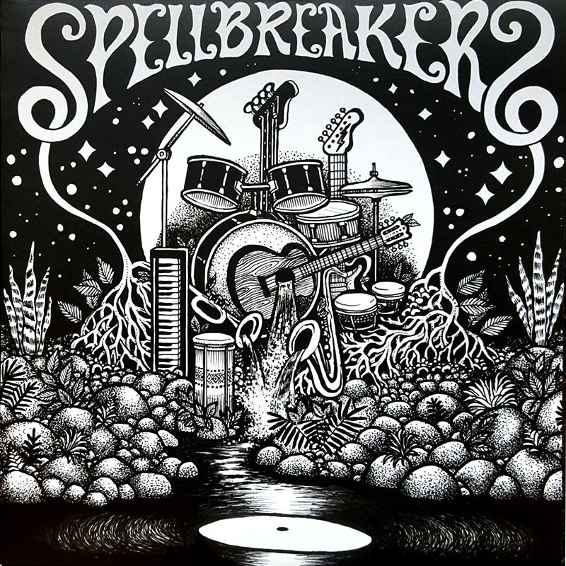 """(12"""") SPELLBREAKERS - WELL RUNS DRY / PURIFICATION SONG"""