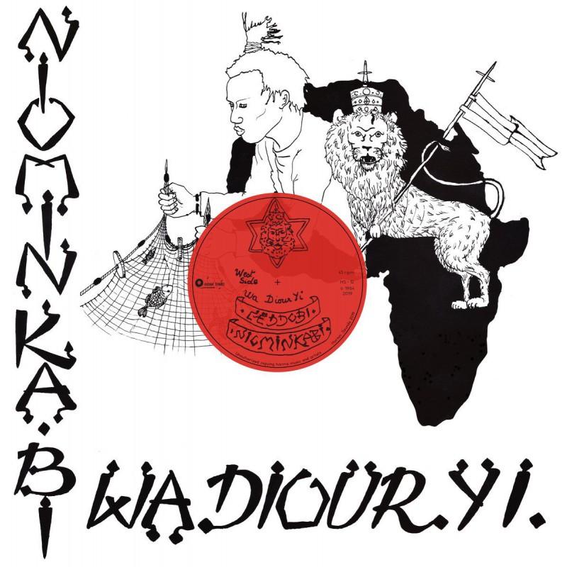 "(12"") NIOMINKA BI - WA DIOUR YI / AFRICA"