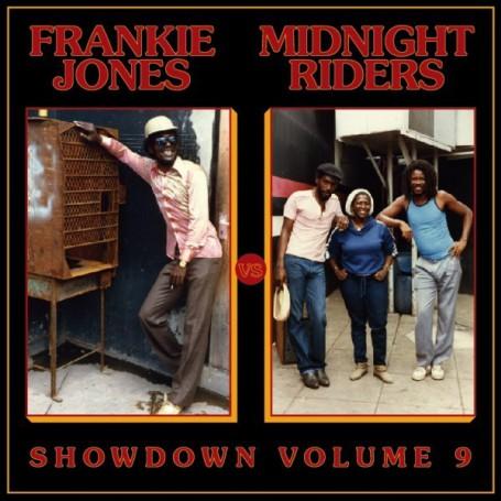 (LP) FRANKIE JONES & MIDNIGHT RIDERS - SHOWDOWN VOL. 9