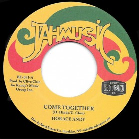 "(7"") HORACE ANDY - COME TOGETHER / IMPACT ALL STARS - COME TOGETHER VERSION"