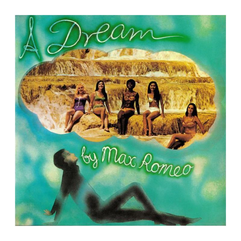 (CD) MAX ROMEO - A DREAM
