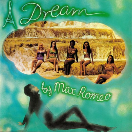 (LP) MAX ROMEO - A DREAM
