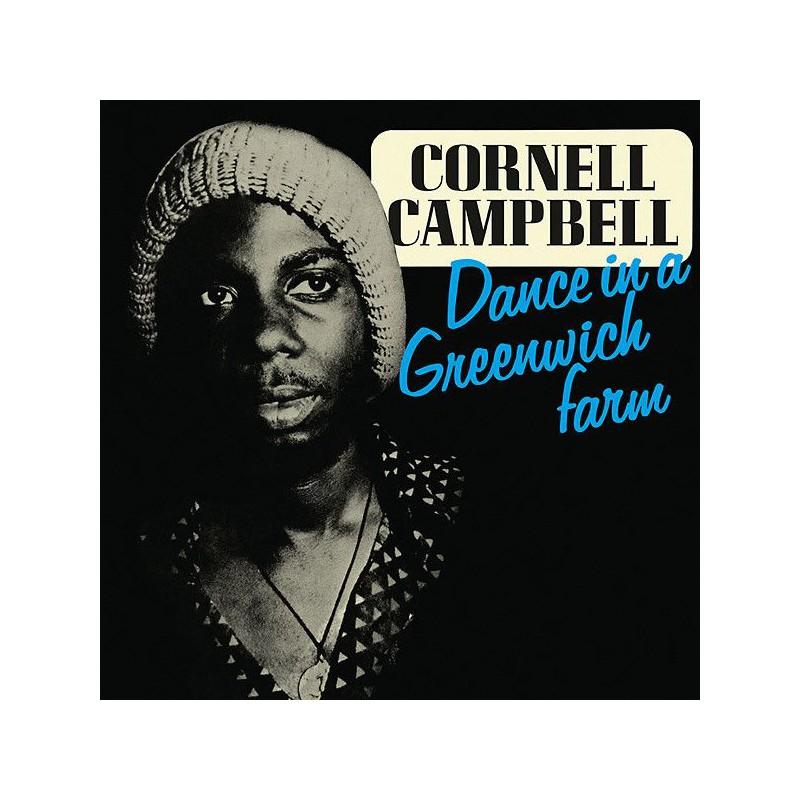 (CD) CORNELL CAMPBELL - DANCE IN A GREENWICH FARM