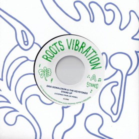 "(7"") ERIC DONALDSON & THE KEYSTONES - STAND UP / THE UPSETTERS - DU FA YU RIGHT"