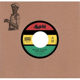"(7"") ERROL WALKER - BETTER FUTURE / FUTURE DUB"