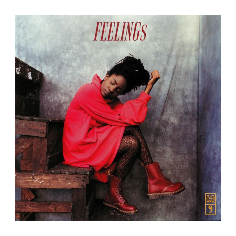 (LP) JAH 9 - FEELINGS