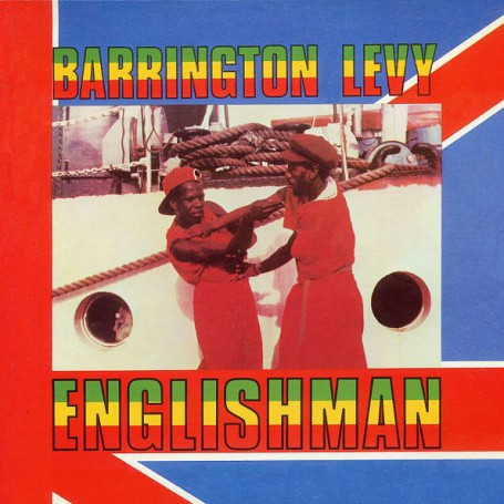 (LP) BARRINGTON LEVY - ENGLISHMAN