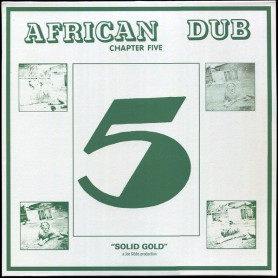 (LP) JOE GIBBS & THE PROFESSIONALS - AFRICAN DUB CHAPTER 5
