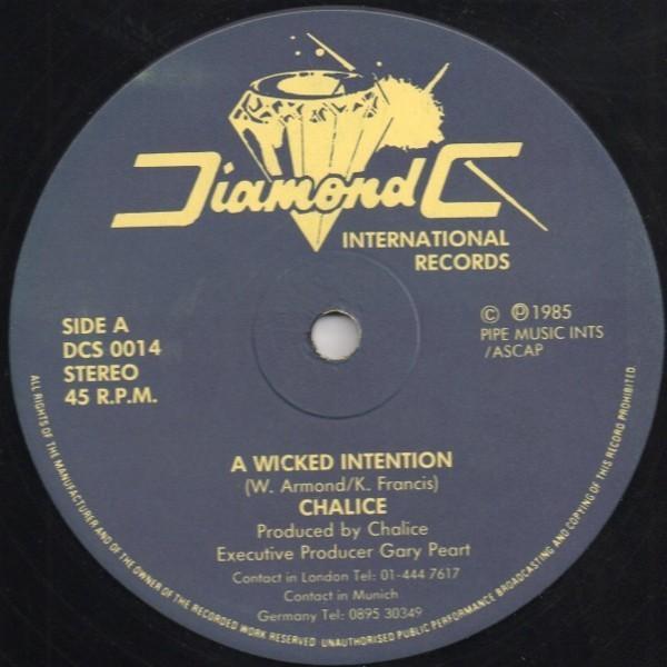Chalice - Stew Peas