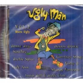 (CD) VARIOUS ARTIST - UGLY MAN VOL.2