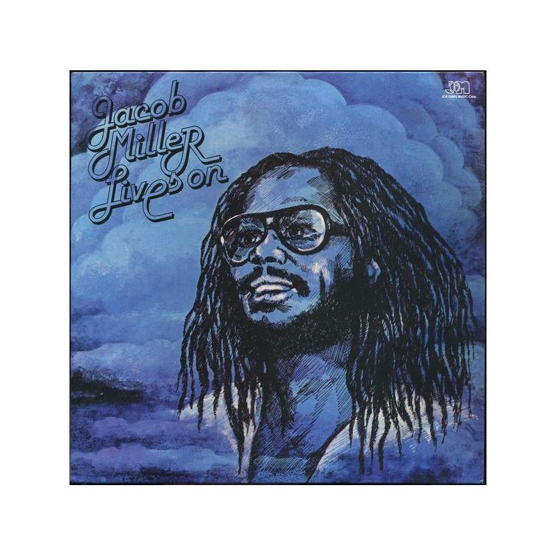 (LP) JACOB MILLER - JACOB MILLER LIVES ON