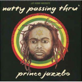 (LP) PRINCE JAZZBO - NATTY PASSING THRU'