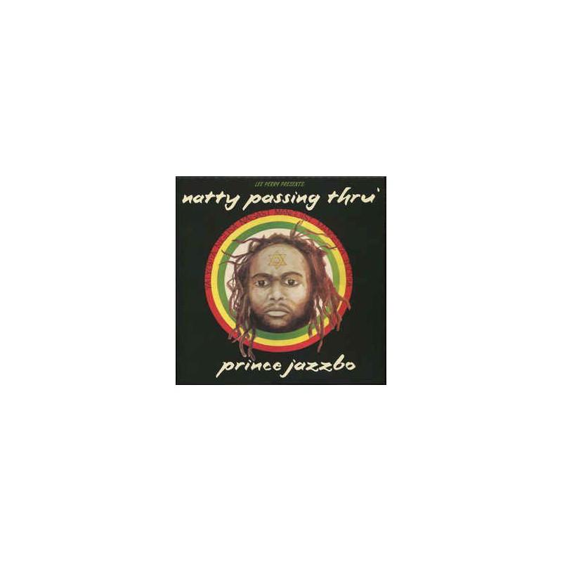 (LP) PRINCE JAZZBO - NATTY PASSING THRU'