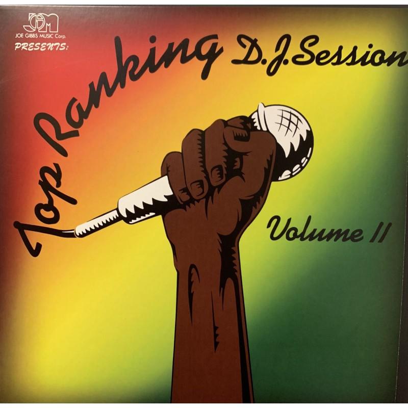 (LP) VARIOUS ARTIST - TOP RANKING DJ SESSION VOL 2