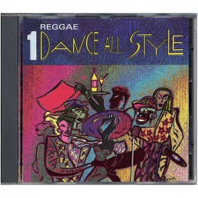 (CD) VARIOUS - DANCE ALL STYLE 1