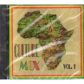 (CD) VARIOUS - CULTURE MIX VOL.1