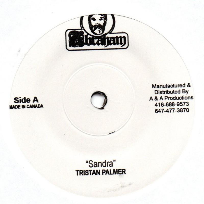 "(7"") TRISTAN PALMER - SANDRA / ROOTS RADICS & KING TUBBY - SANDRA DUB"