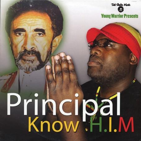 (LP) YOUNG WARRIOR PRESENTS PRINCIPAL - KNOW H.I.M