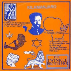 (LP) THE TWINKLE BROTHERS - KILAMANJARO