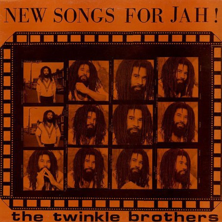 (LP) TWINKLE BROTHERS - NEW SONGS FOR JAH