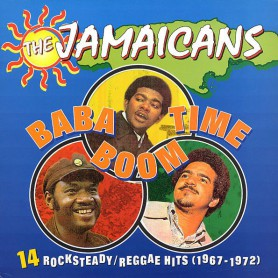 (LP) THE JAMAICANS - BA BA BOOM TIME