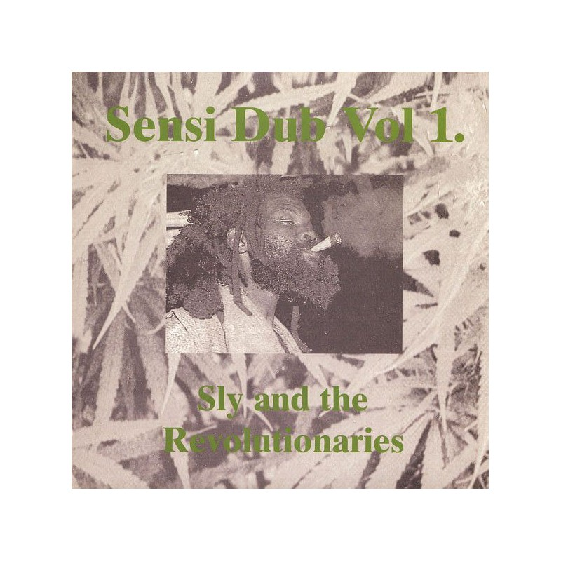 (LP) SLY & THE REVOLUTIONARIES - SENSI DUB VOL. 1